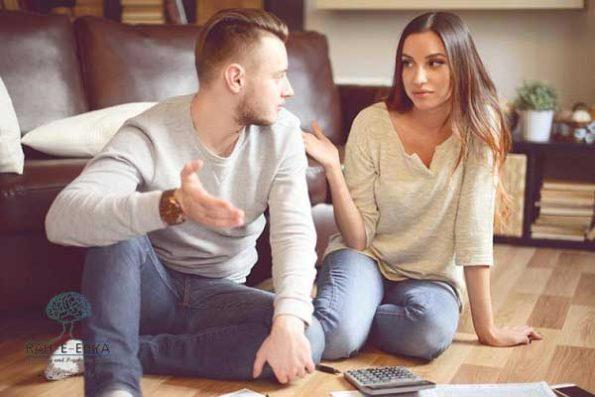استرس در زندگی مشترک